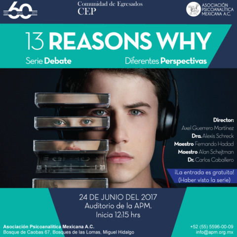 13 Reasons Why Serie Debate