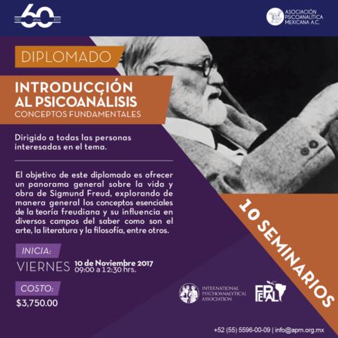 Introducción al Psicoanálisis  «Conceptos Fundamentales»