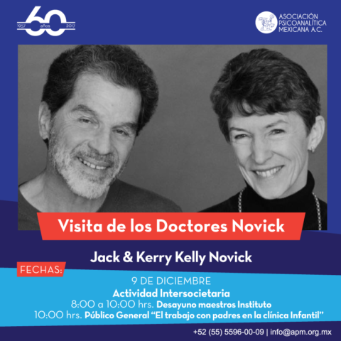 Visita de los doctores Novick