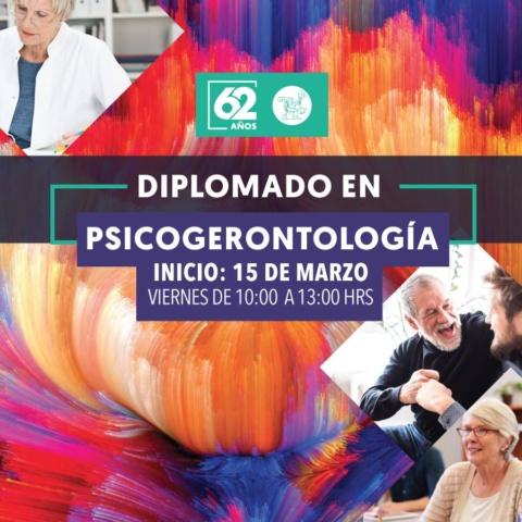 Diplomado en Psicogerontología