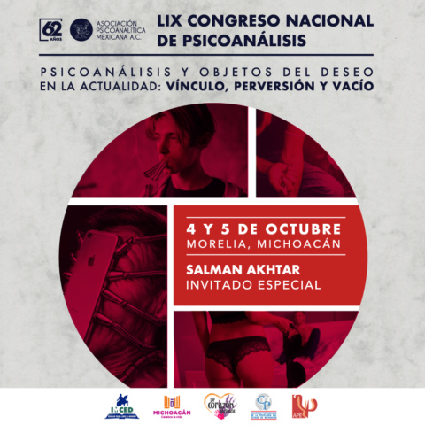 LIX CONGRESO NACIONAL DE PSICOANÁLISIS