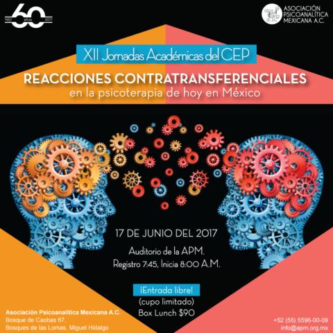 Reacciones contratransferenciales en la psicoterapia de hoy en México