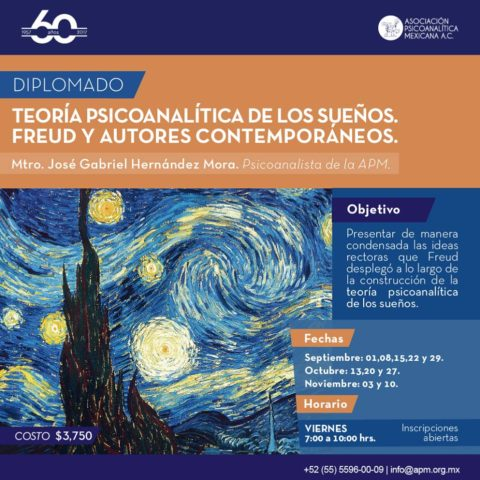 Teoría Psicoanalítica de los sueños. Freud y autores contemporáneos.