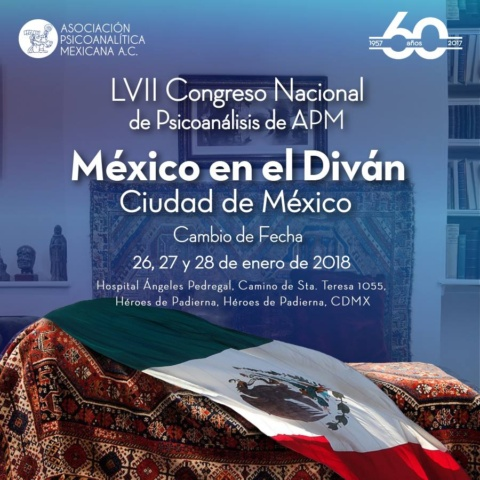 LVII Congreso Nacional de Psicoanálisis de APM