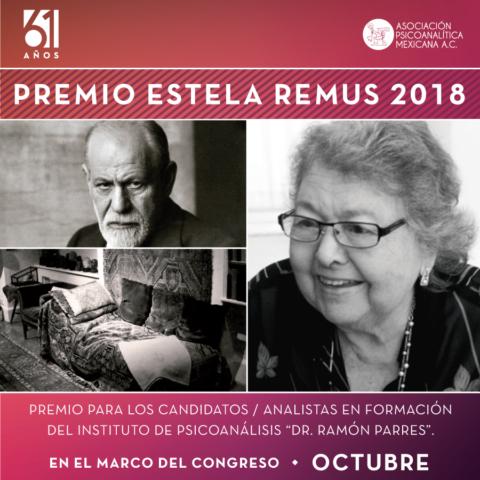 Premio Estela Remus 2018