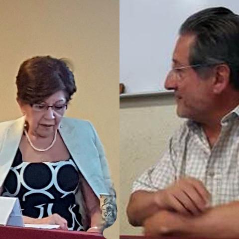 JORNADA CIENTÍFICA JUBILACIÓN EMÉRITA DEL DR. FRANÇOIS MARTY