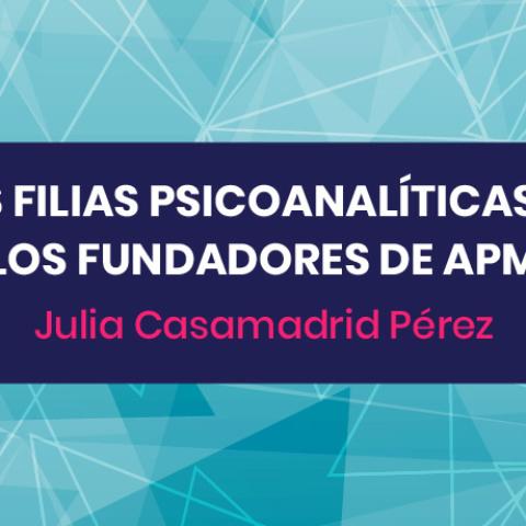 Las filas psicoanalíticas de los Fundadores de APM
