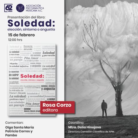 Soledad: elección, síntoma o angustia