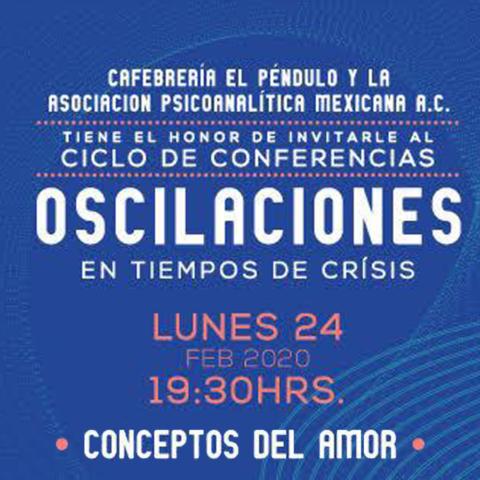 """Conferencia: """"Conceptos del Amor"""""""