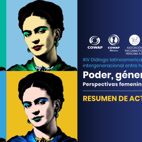 Diálogo COWAP 2020: Poder, género y amor