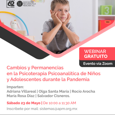 Cambios y Permanencias en la Psicoterapia Psicoanalítica de Niños y Adolescentes durante la Pandemia