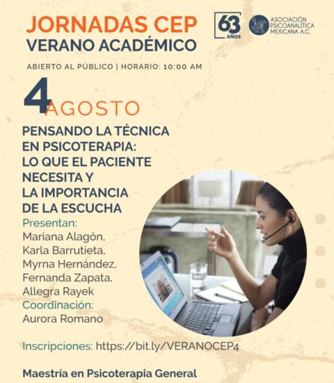 Verano académico: Ciclo de webinars gratuitos
