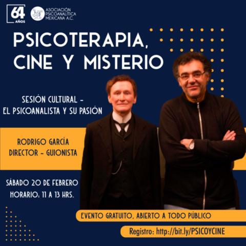 Sesión Cultural: Psicoterapia, Cine y Misterio