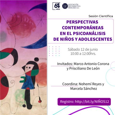 Perspectivas contemporáneas en el Psicoanálisis de niños y adolescentes